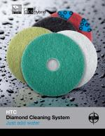Diamond cleaning with HTC Twister™