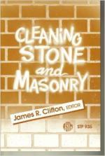 Cleaning Stone and Masonry