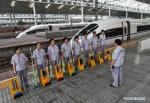 Faster cleaning required for peak time at train stations