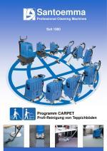 Каталог уборочной техники и оборудования Santoemma